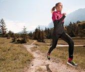 jogging w odzieży termoaktywnej