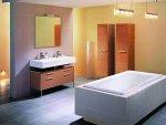 Doskonałym rozwiązaniem do pokoju kąpielowego będzie duża umywalka Quattro marki KOŁO